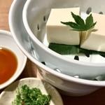 きょうと竹若 - 自家製豆腐