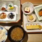 きょうと竹若 - 和定食