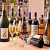 かもめのイタリアン - ドリンク写真:お好みに合わせたワインを提供いたします