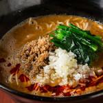 うま馬 - 坦々麺
