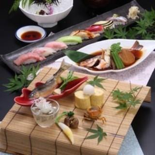 【公津の杜駅5分】熟練板前の技と厳選食材による鮨・懐石料理