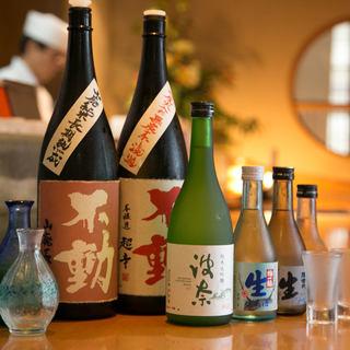 【お酒充実】季節×料理にマリアージュする千葉の地酒を厳選