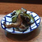 太助 - ランチ・豚茄子巻(800円)