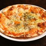 サブロ - 4種類のチーズのピザ
