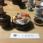 寿司処おかだ - 大盛り880円