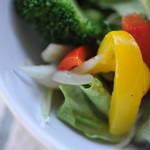 OTTO KNOT - マリネやサラダは新鮮なものを毎日仕込んでご用意しております。