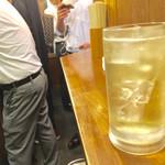 立呑み 魚平 - 特製ハイボール 350円