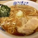 72670799 - ラーメン(大)麺柔らかめ(600円)
