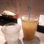 イル キャンティ - オレンジジュース