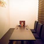 博多 心風 - テーブル席(8名様)