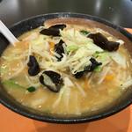 幸楽苑 - 料理写真:味噌野菜ラーメン