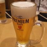 ろぶた - 生ビール