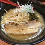 白湯麺屋 - 魚だし白湯ラーメン
