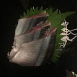 二葉鮨 - 秋刀魚