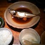 魚匠 銀平 - 煮魚御膳後半戦