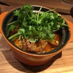 大衆ビストロ 煮ジル - 牛スジのトマト煮込み880円