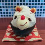 コジマトペ - かき氷 シロクマくん☆