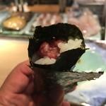 第三春美鮨 - ネギトロ巻き