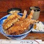 徳仙 - 上天丼