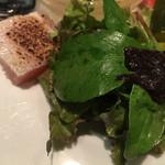 ワインレストラン ドミナス - 海苔とグリーン