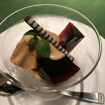 ワインレストラン ドミナス - デザート