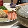 千石家 - 料理写真:カニしゃぶ鍋
