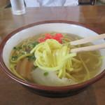 食堂 満八 - 麺リフト