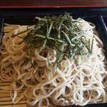 榑木野 - 盛りの良い蕎麦