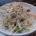 クルア・タイ - ・サラダ