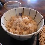 手打ち蕎麦 こたけ - 日替わりご飯