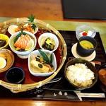 和 南家 - 料理写真:9月の月替わり御膳