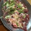 焼肉しぶさん - 料理写真:ステーキロース(200g)1100円