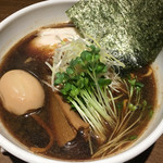 フェニックスの涙 - 料理写真:淀川ブラック☆★★☆煮玉子いり