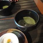 四季茶房八夢 - お抹茶