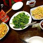 7269702 - おいしい前菜と紹興酒