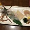 kaisendokorohakodateyama - 料理写真:活真いか刺