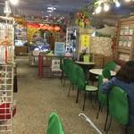 芳子のお茶本舗 - 内観写真:店内
