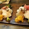 Fujiya - 料理写真:1刺身盛り合せ・二人前