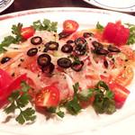 カルメン - トマトのサラダ