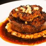俺のフレンチ・イタリアン - 牛フィレ肉とフォアグラのロッシーニ