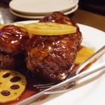 中国家常菜 燕郷房 - 糖醋肉塊 北京式酢豚