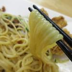 てるのちゃんぽん亭 - ツルツル生麺