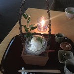 廚菓子くろぎ - 塩アイス