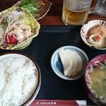 にっぽんの洋食 江戸一 - 2017/06/14 定食
