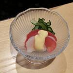 京都 瓢喜 - 酢の物