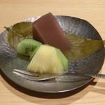 京都 瓢喜 - デザート