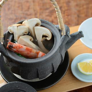 天然物にこだわる「本物」の食材の味で最高のおもてなしを。