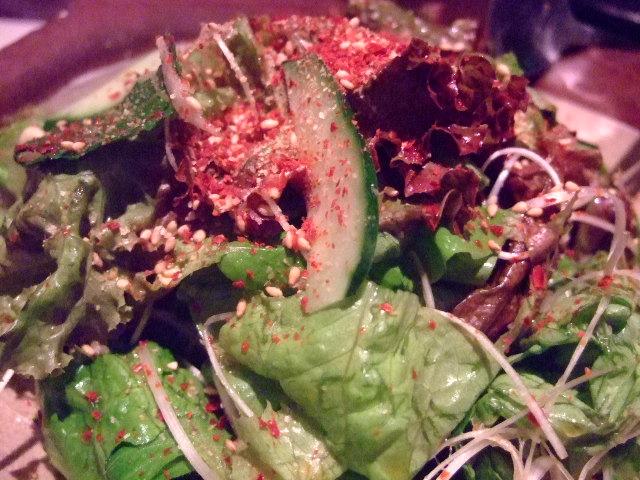 サムギョプサルと野菜 いふう 銀座マロニエゲート店