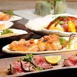 ダイニングバー・サーラス - 心のこもった旬の和洋創作料理