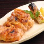 ダイニングバー・サーラス - 地鶏の柚子こしょう焼き